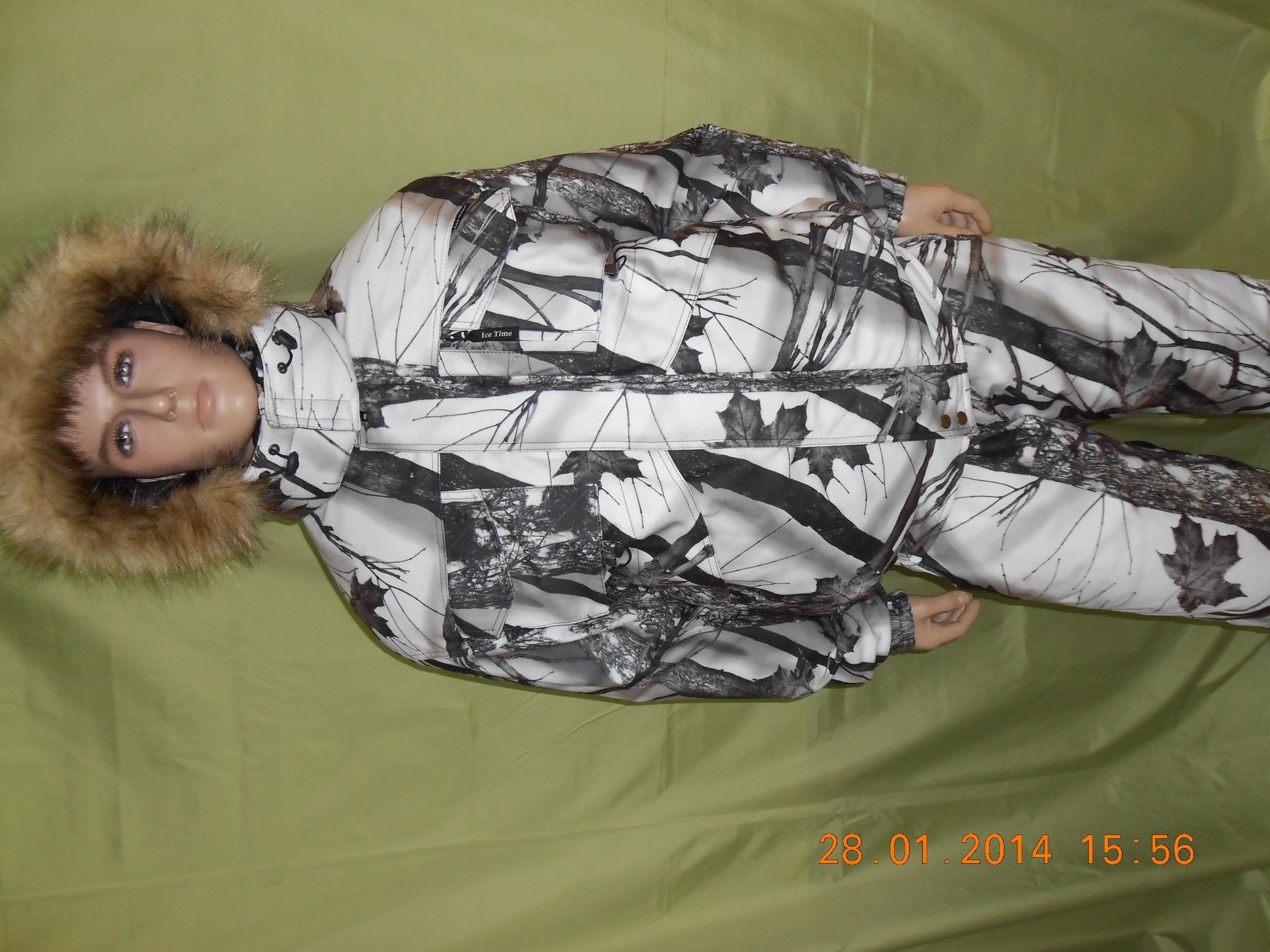 Зимняя одежда 1