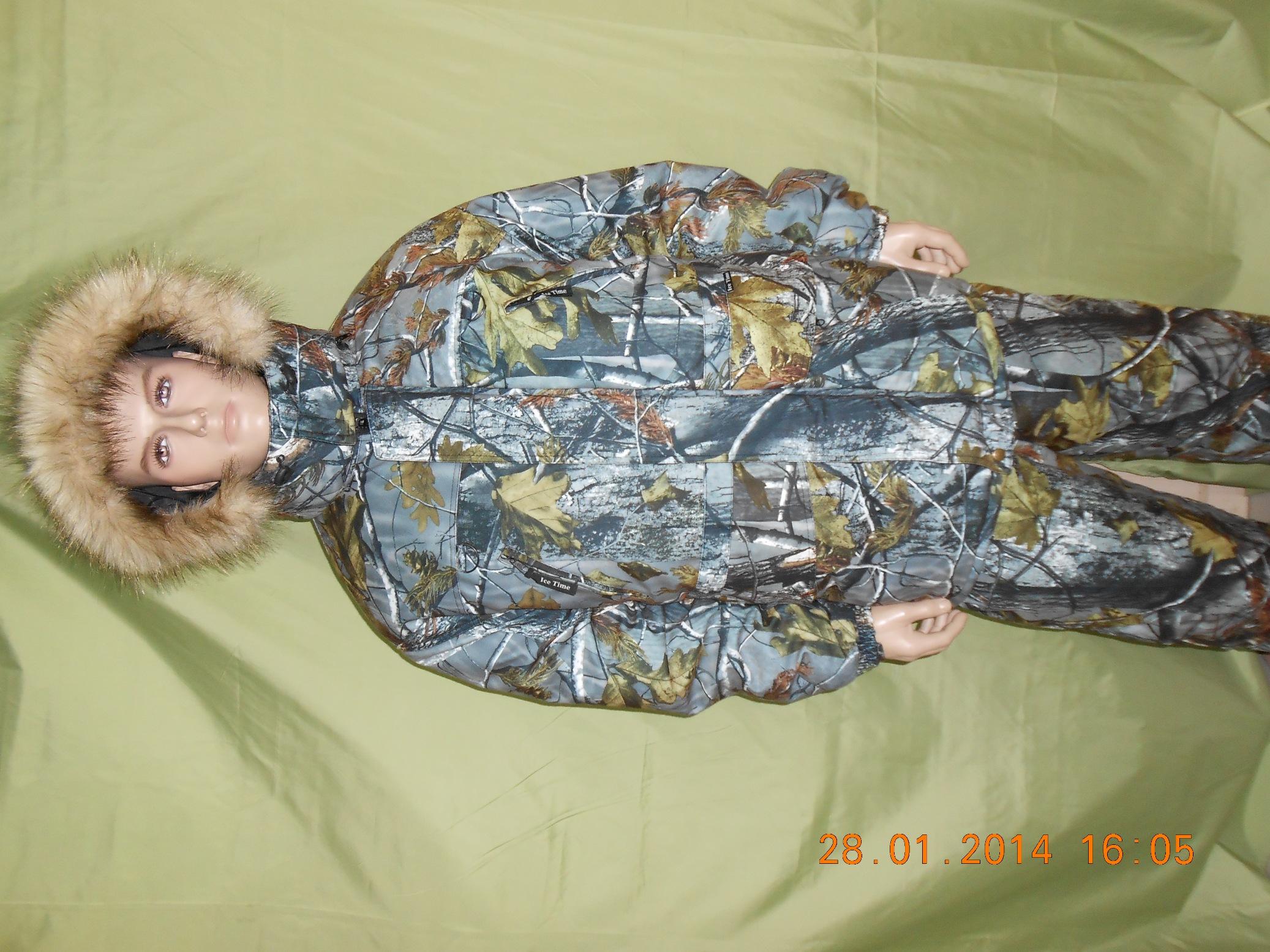 Зимняя одежда 2