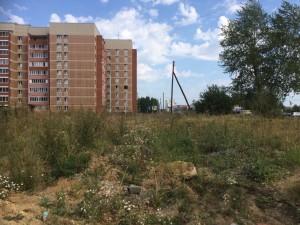 Строительство сквера август 2016 - 1