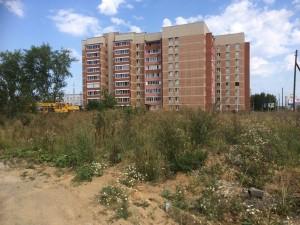Строительство сквера август 2016 - 3