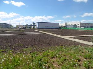 Строительство сквера июнь 2017 - 5