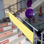 лестница бок 2-3 этаж сторона А