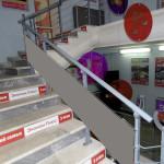 лестница 2-3 этаж сторона А