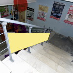 лестница 3 этаж торона А