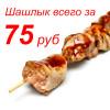 Шашлык «Якитори» всего за 75 руб