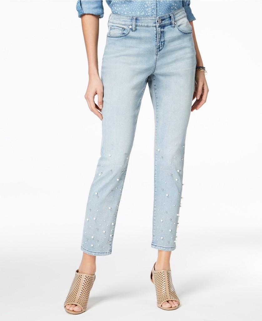 Женские джинсы - 5