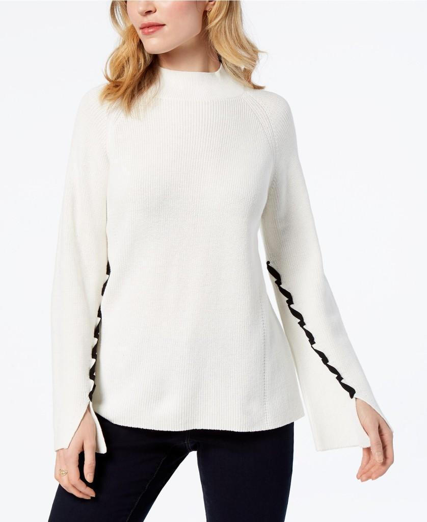 Женские свитера - 10