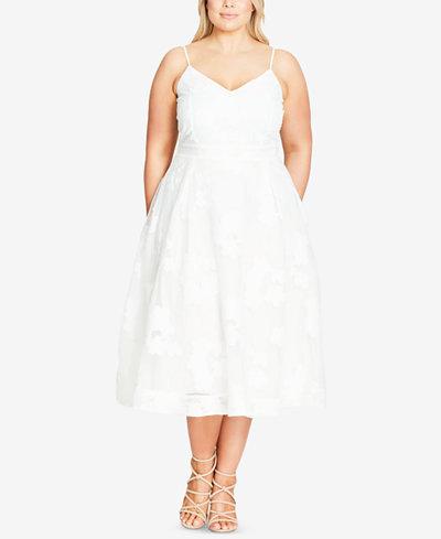 Платья Plus Sizes - 1
