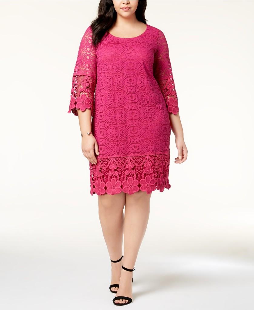 Платья Plus Sizes - 10