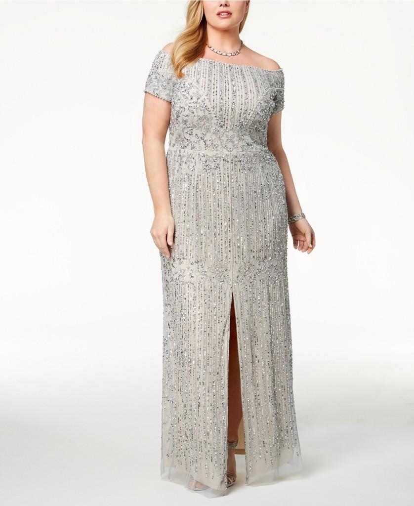 Платья Plus Sizes - 11