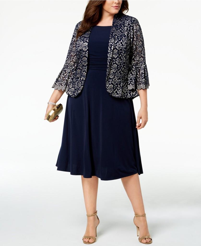 Платья Plus Sizes - 13
