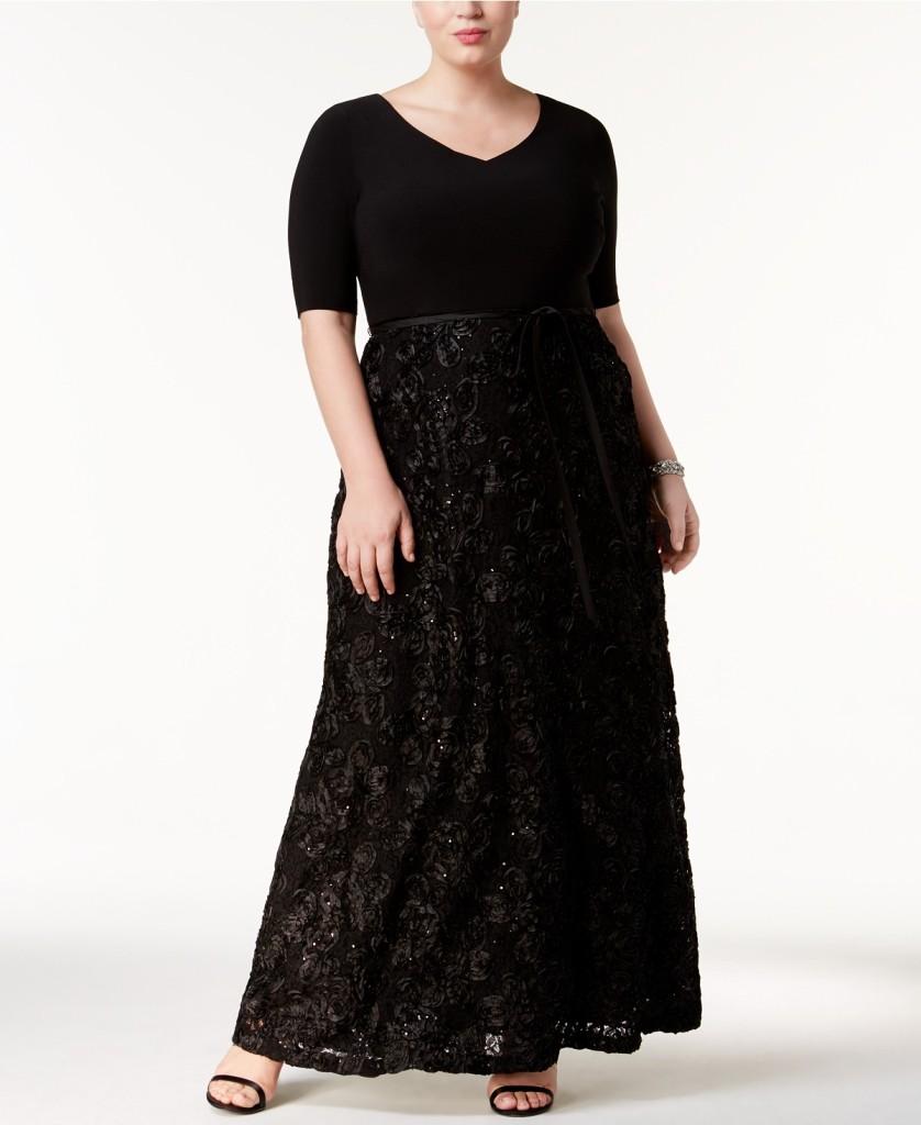 Платья Plus Sizes - 3