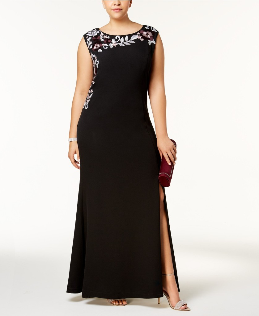 Платья Plus Sizes - 4