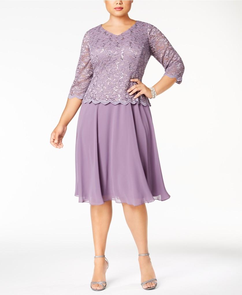 Платья Plus Sizes - 7