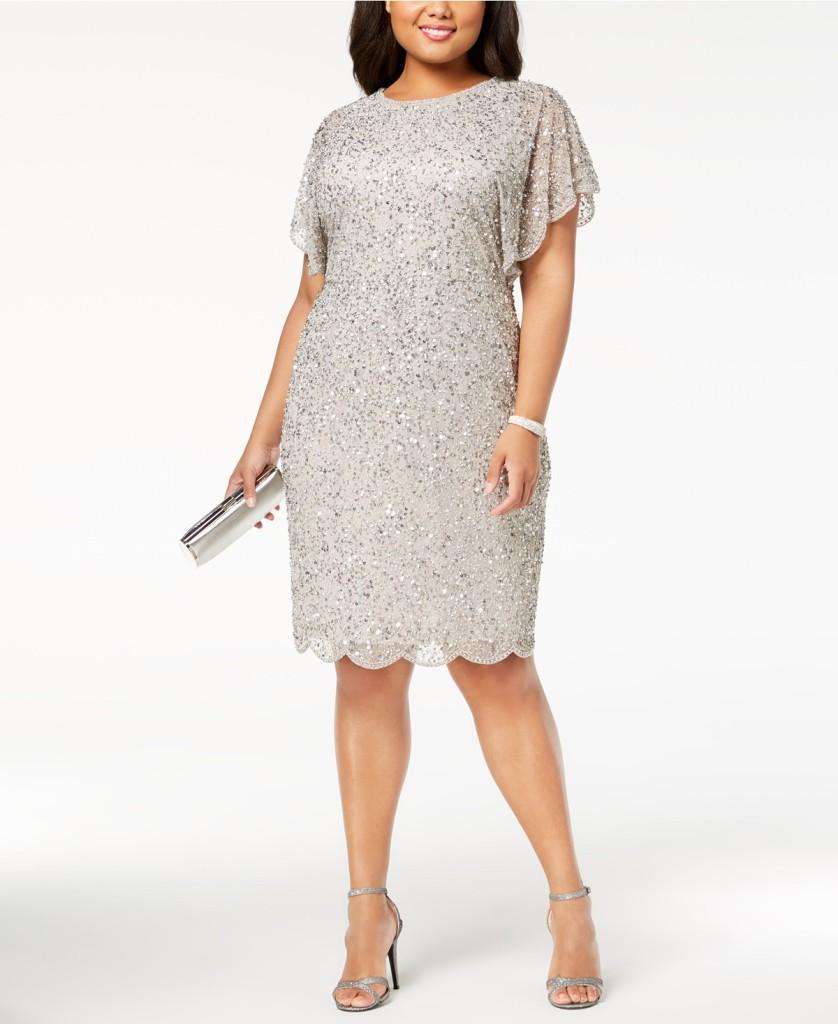 Платья Plus Sizes - 9